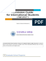2017-Fall Graduate-School Admission Guide for International StudentsEnglish-final