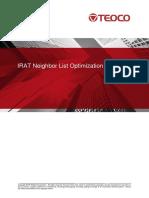 IRAT NL Optimization - Procedure