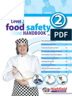 Food Safety Handbook (Level 2)
