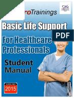 BLS HP 2015 V6.0 Student Manual