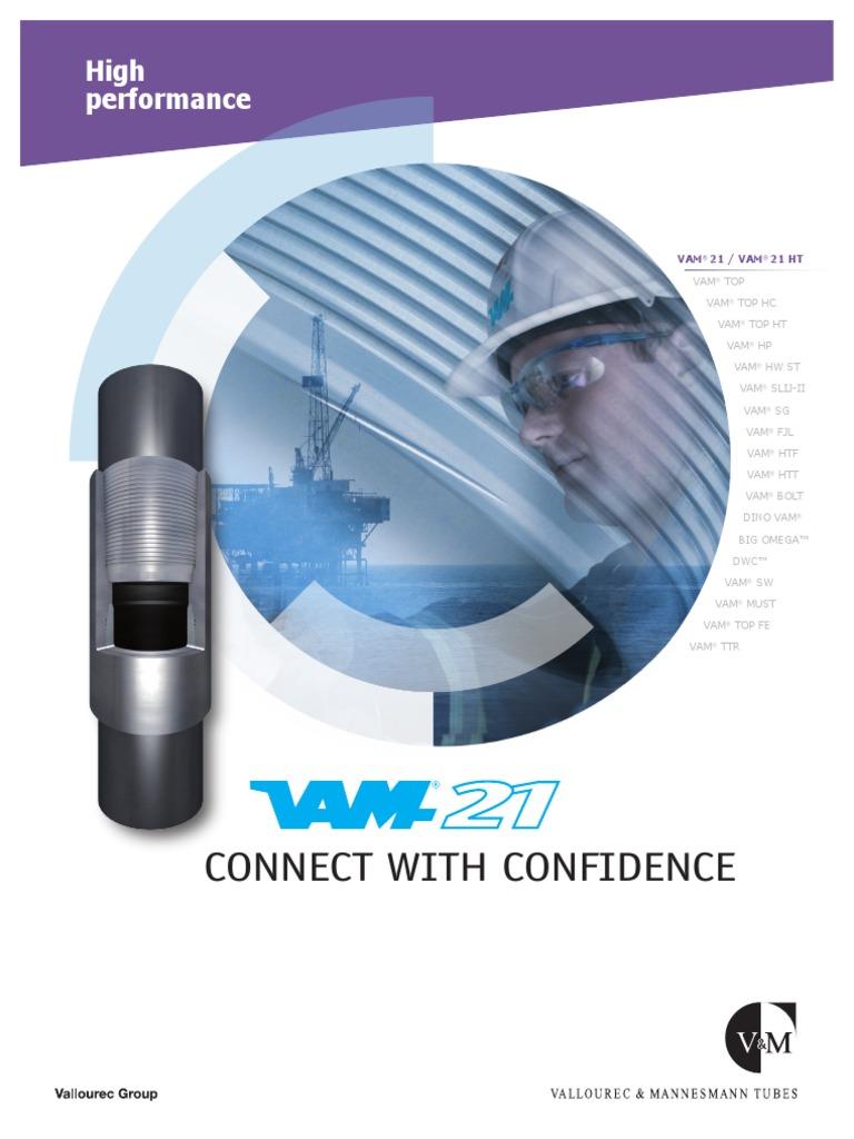 VAM 21 3V | Mechanical Engineering | Nature