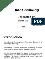 Merchantbanking SURAJ KUMAR