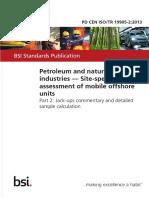 PD CEN ISO TR 19905-2-2013