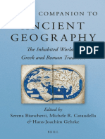 Brills Companion to Ancient Geography The Inhabited World in Greek and Roman Tradition.pdf
