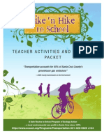 Bike 'n Hike - Teacher Resource -Teacher Activities and Lesson Packet