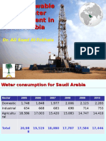 Non-Renewable GW Management in SA by Ali Al-Tokhais-1