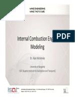 Engine Modeling a Keromnes