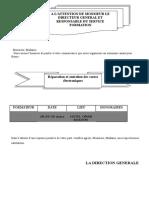 Programme Réparation Et Entretien Des Cartes Électroniques
