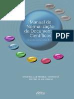 Manual de Normalizacao de Documentos Cientificos