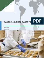 Global Bakery Market 2016-2020-SAMPLE