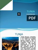 Tunja Guidebook