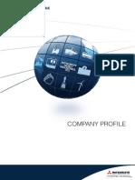 Company Profile MHI 2012
