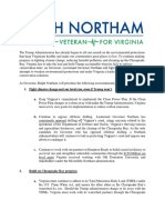 Ralph Northam Environment Policy
