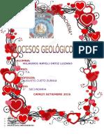 Procesos Geologicos - Milagros
