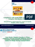 Compliance With Guide-0069 Throughout a Complex Distribution Model