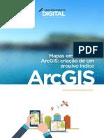 Mapas Em Serie No ArcGIS Criacao Um Arquivo Indice