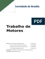 Trabalho de Motores