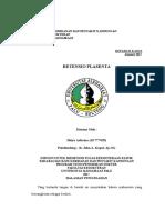 REFKA Retensio Plasenta - Dhiya Asfarina