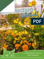 Bad Harzburg Aktuell April/Mai 2017