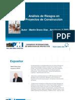 Martin Bravo o PPT Congreso PMI