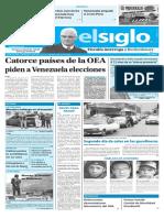 Edicion Impresa El Siglo 24-03-2017
