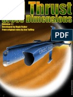 Full Thrust X Dimensions