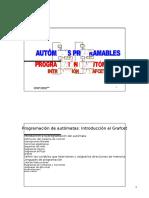 Introduccic3b3n a Autc3b3matas Grafcet