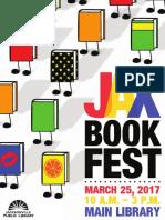 2017 Jax Book Fest Program Final