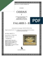 Luciano - 01-02 Falaris I-II [Bilingüe]