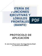 BANFE. Protocolo Modificado - Rev. Julio y Maura 2