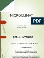 Micro Climat