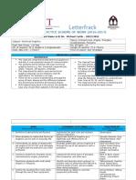 1st year technical graphics scheme