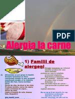 Alergia La Carne Ppt