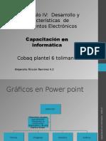 Elementos gráficos de power point
