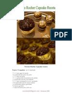 Ferrero Rocher Cupcake receta.pdf