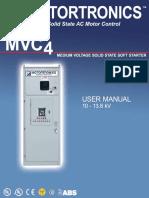 MVC4 User Manual - 10_13.8kV Motortronics REV6.22