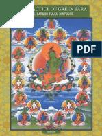 21 Taras Puja commentary Bardor Tulku Rinpoche