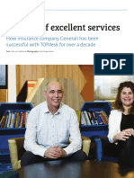 Assured of Excellent Services
