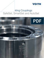 1831 e Cr421 en Voith Turbo Safeset Torque Limiting Couplings