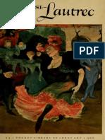 Hunter Toulouse Lautrec 1953