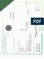 Dasco Tasnif Clasification Certificate