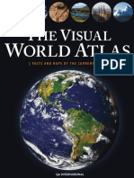 The Visual World Atlas Facts and Maps of the Curr World