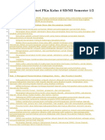 Rangkuman Materi PKn Kelas 4-6 SD