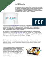 Curso Diseño Gráfico Multimedia