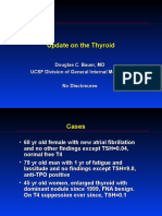2-Update on the Thyroid. Doug Bauer, MD