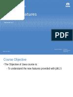 JDK1.5 Features PPT