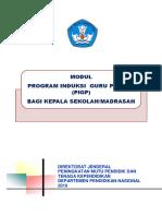 Modul Program Induksi Kepala Sekolah