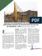 Propuesta de Reforzamiento Del Puente Talavera y Libertadores Ubicados en Malecon Checa en San Juan de Lurigancho.pdf