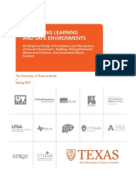 UT Austin CLASE Report Final
