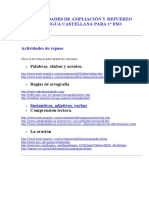 ACTIVIDADES DE AMPLIACIÓN Y REFUERZO  LENGUA CASTELLANA PARA 1º ESO.pdf
